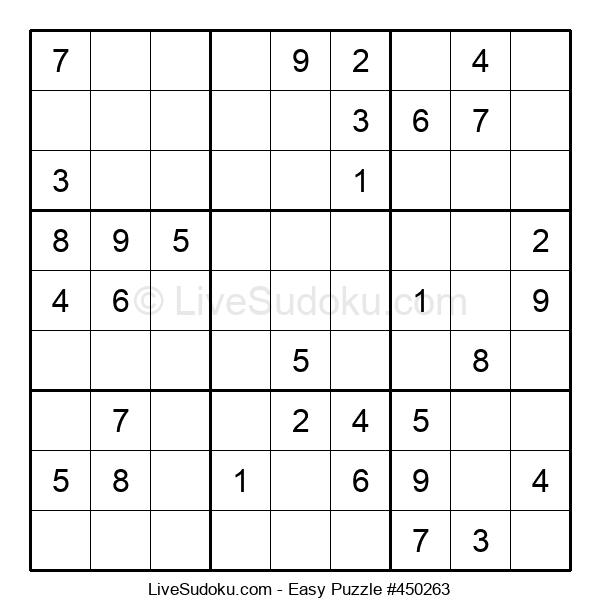 Beginners Puzzle #450263