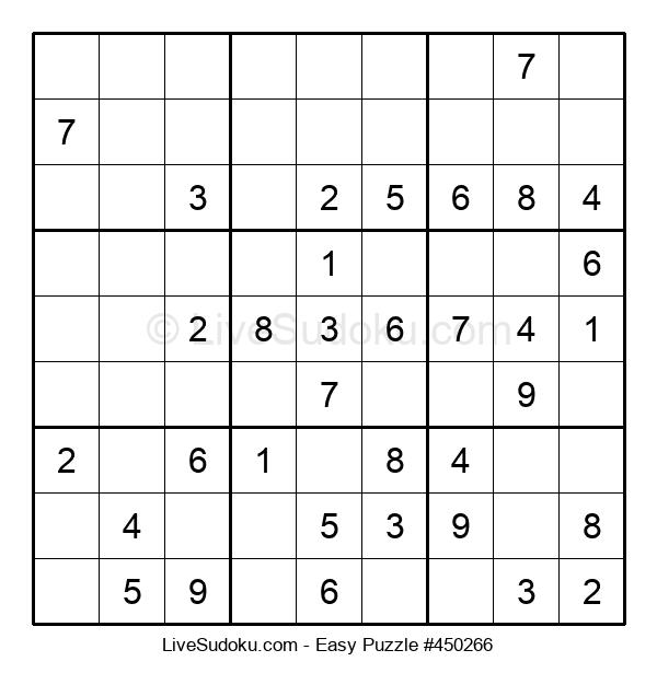 Beginners Puzzle #450266