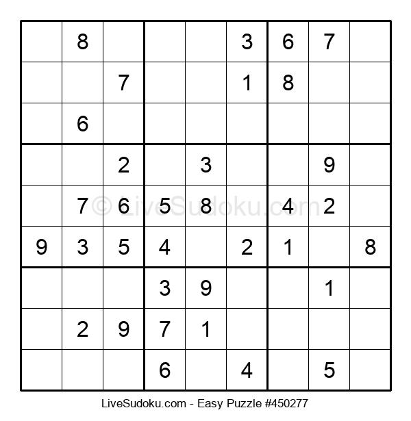 Beginners Puzzle #450277