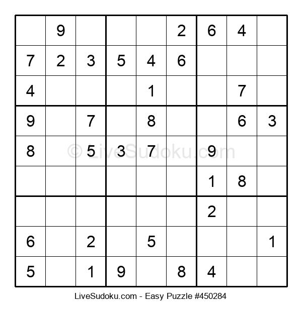 Beginners Puzzle #450284