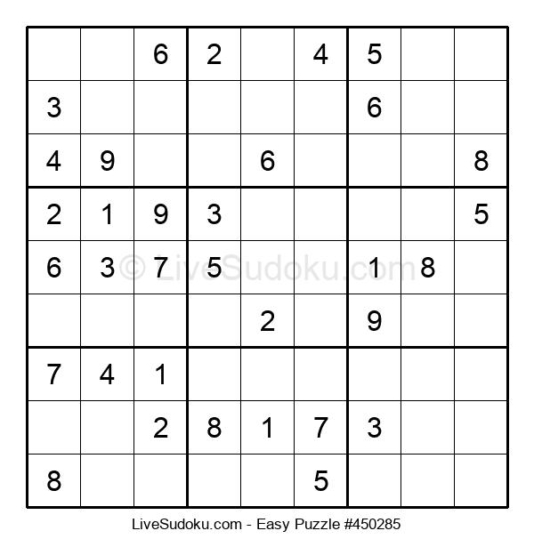 Beginners Puzzle #450285
