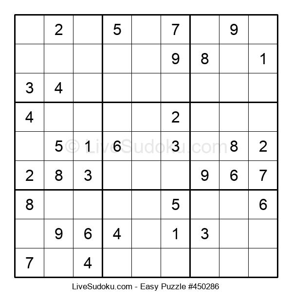 Beginners Puzzle #450286