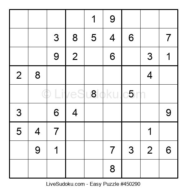 Beginners Puzzle #450290