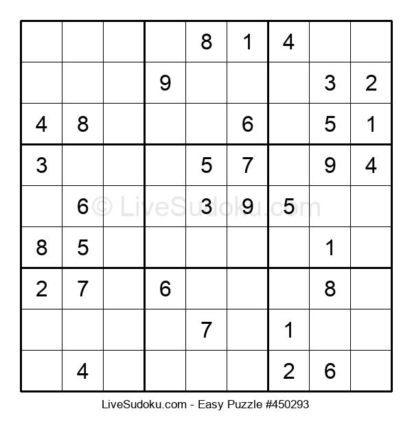 Beginners Puzzle #450293