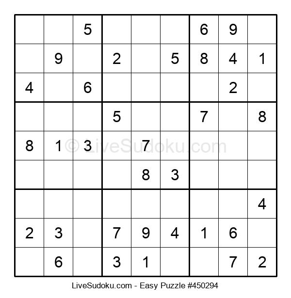Beginners Puzzle #450294