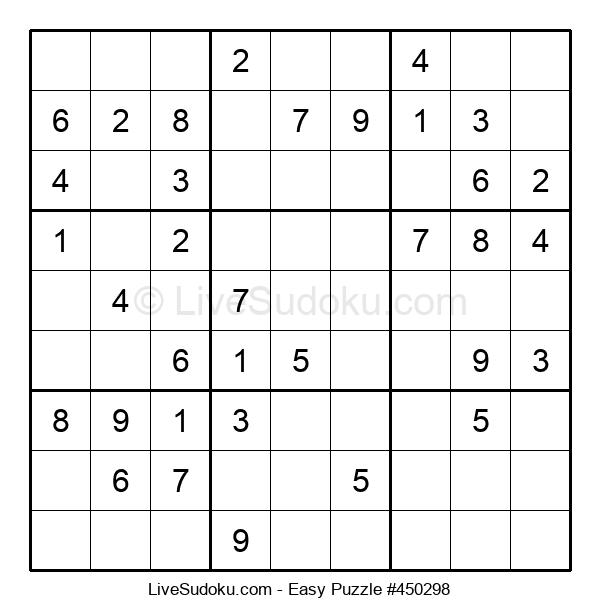 Beginners Puzzle #450298