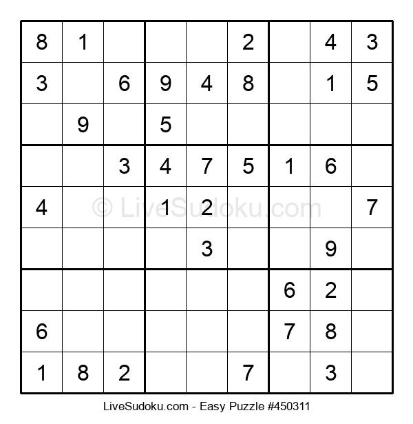 Beginners Puzzle #450311