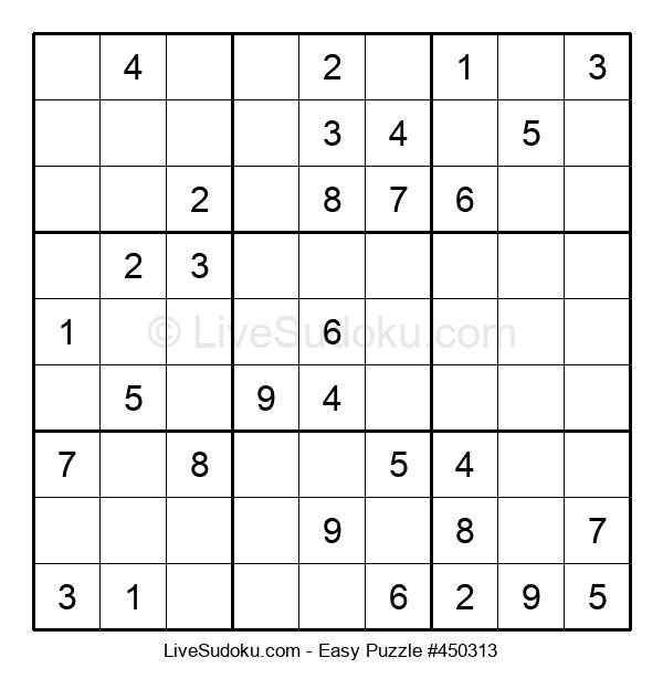 Beginners Puzzle #450313