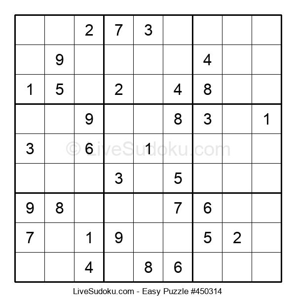 Beginners Puzzle #450314
