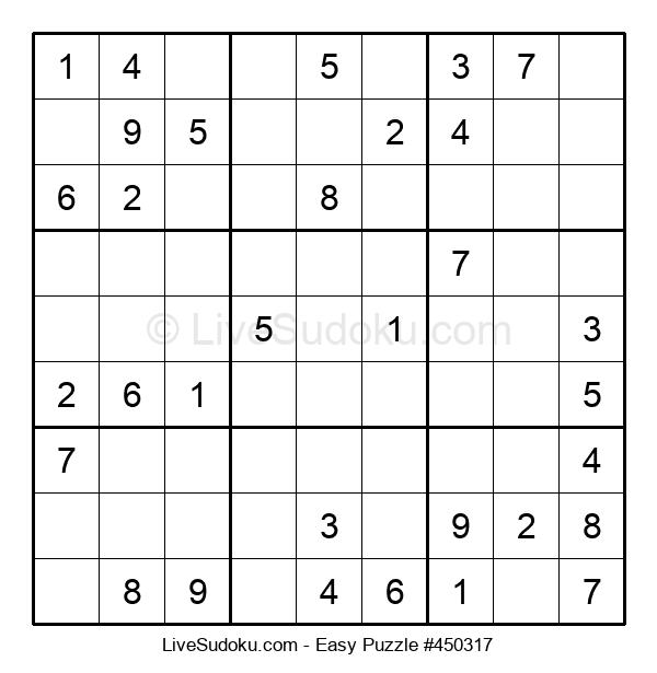Beginners Puzzle #450317