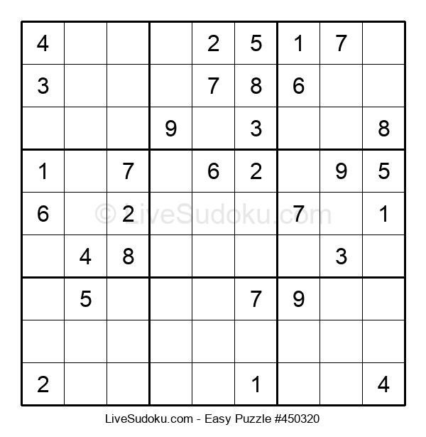 Beginners Puzzle #450320