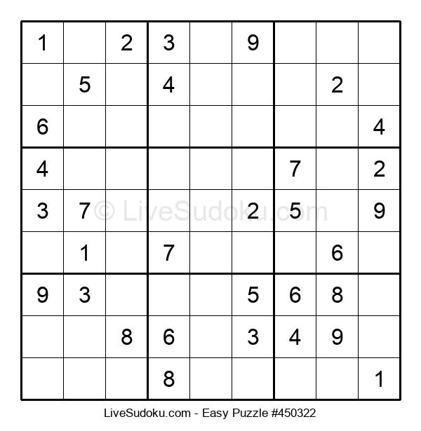 Beginners Puzzle #450322