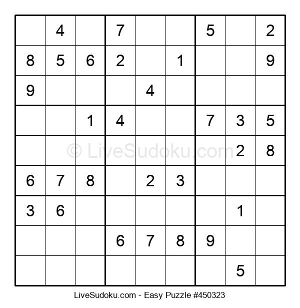 Beginners Puzzle #450323