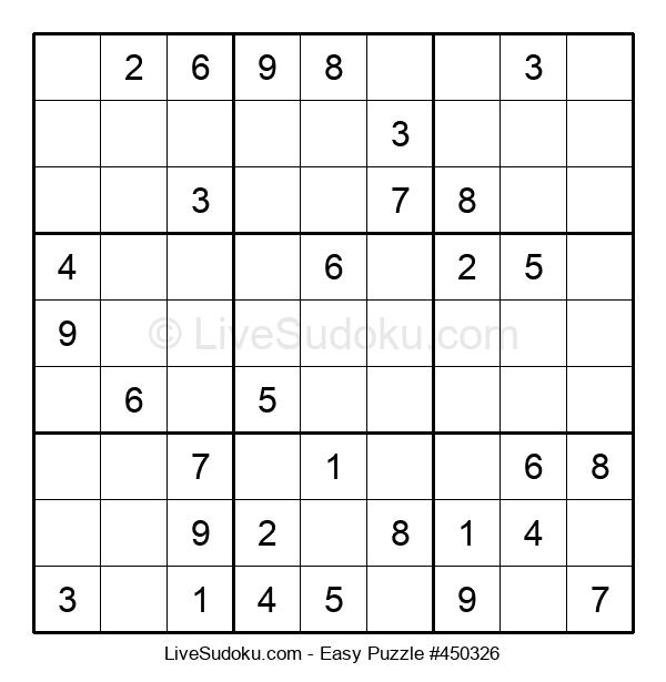Beginners Puzzle #450326