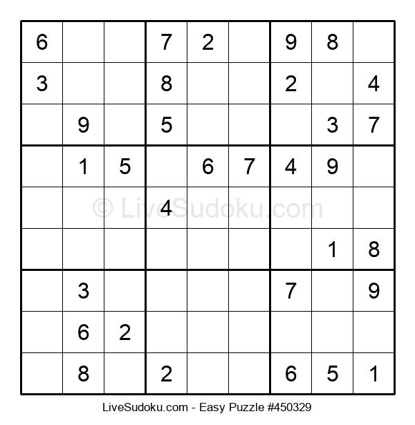 Beginners Puzzle #450329