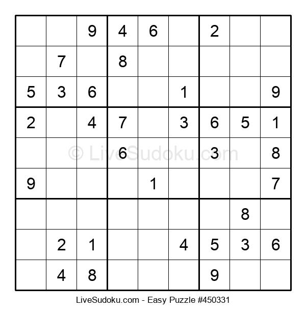 Beginners Puzzle #450331