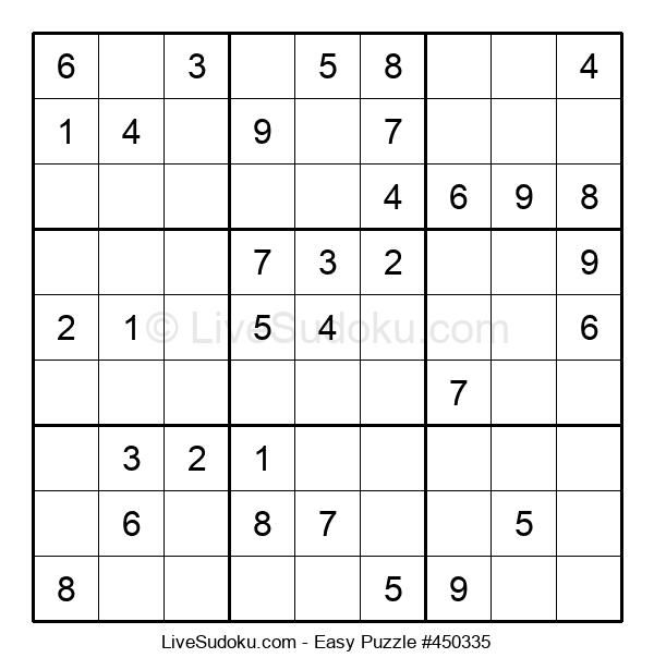 Beginners Puzzle #450335