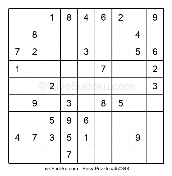 Beginners Puzzle #450348
