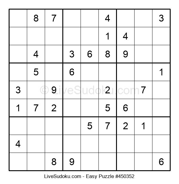 Beginners Puzzle #450352