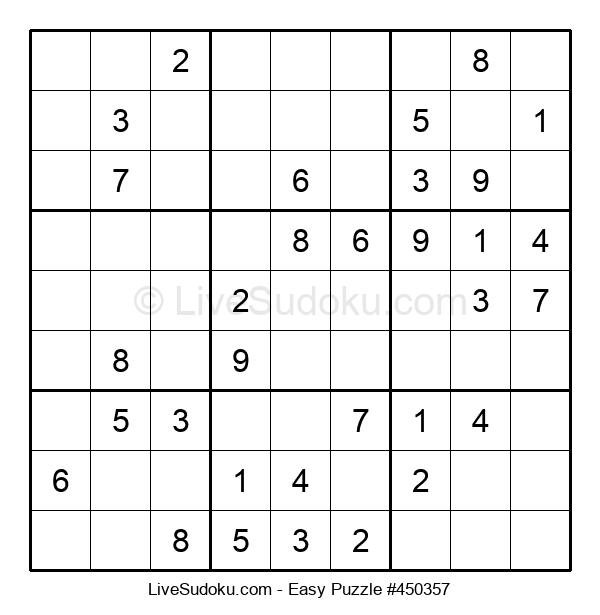 Beginners Puzzle #450357