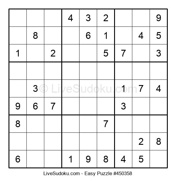 Beginners Puzzle #450358