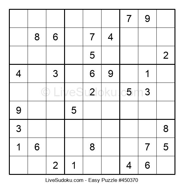 Beginners Puzzle #450370