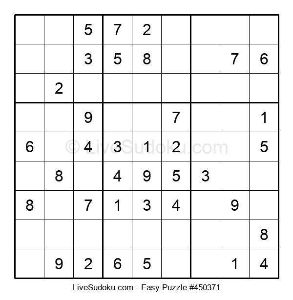 Beginners Puzzle #450371