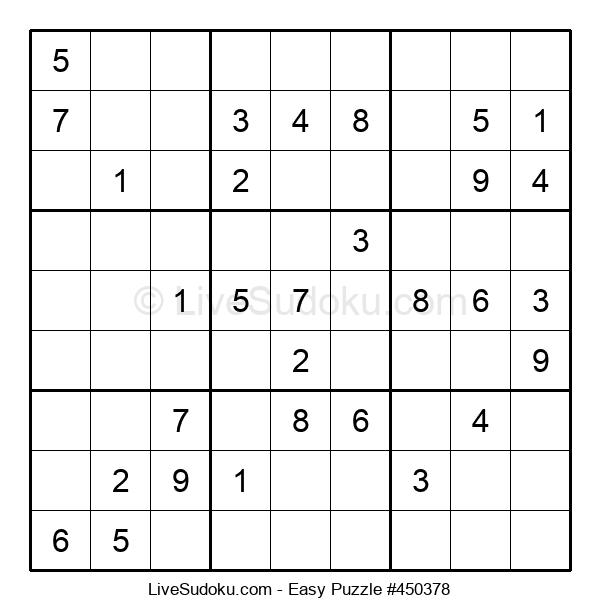 Beginners Puzzle #450378