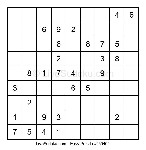 Beginners Puzzle #450404