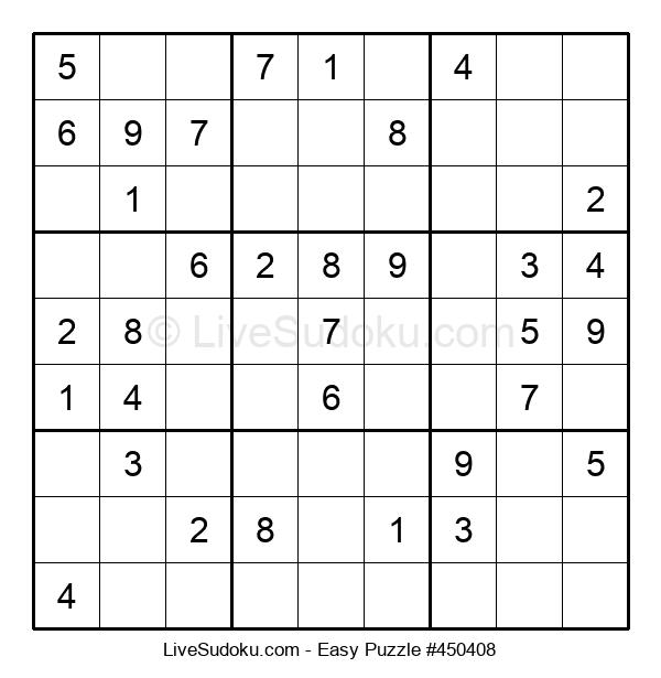 Beginners Puzzle #450408