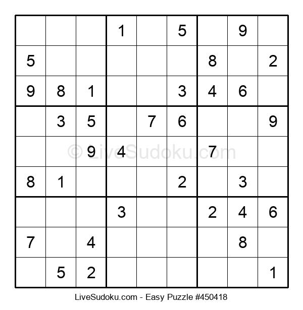 Beginners Puzzle #450418