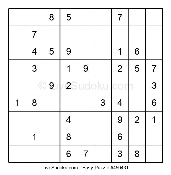 Beginners Puzzle #450431