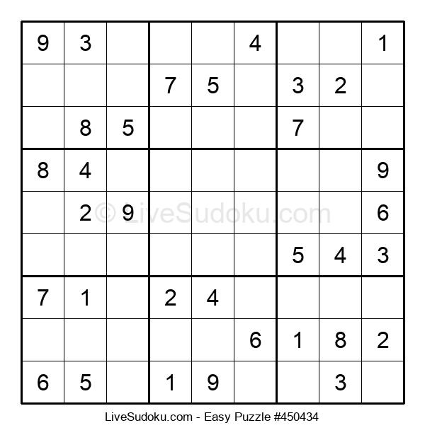 Beginners Puzzle #450434