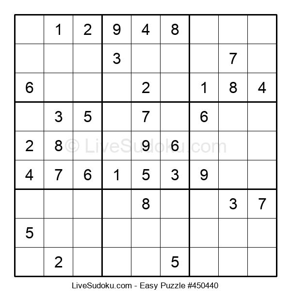 Beginners Puzzle #450440