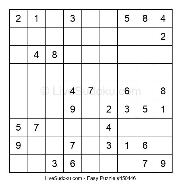 Beginners Puzzle #450446