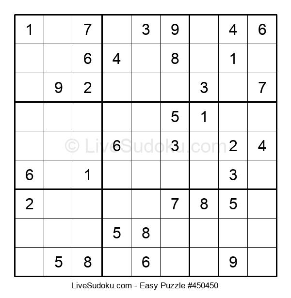 Beginners Puzzle #450450