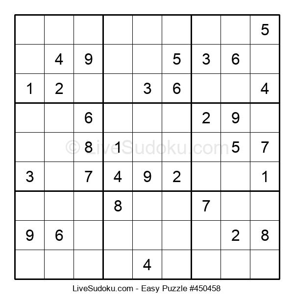 Beginners Puzzle #450458