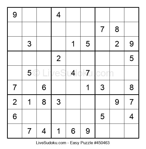 Beginners Puzzle #450463