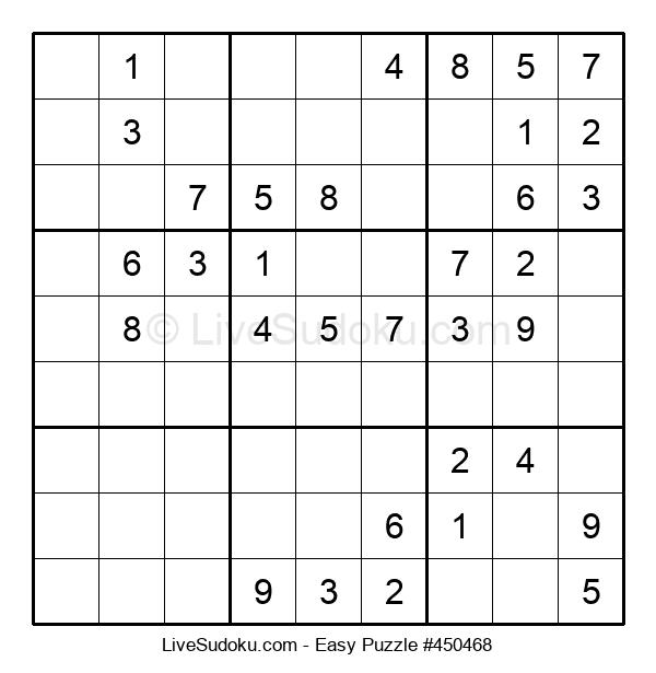 Beginners Puzzle #450468