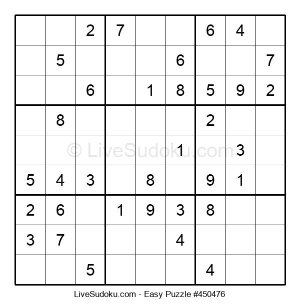 Beginners Puzzle #450476
