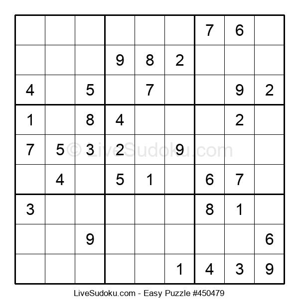 Beginners Puzzle #450479