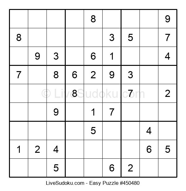 Beginners Puzzle #450480