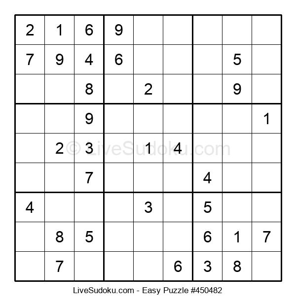 Beginners Puzzle #450482