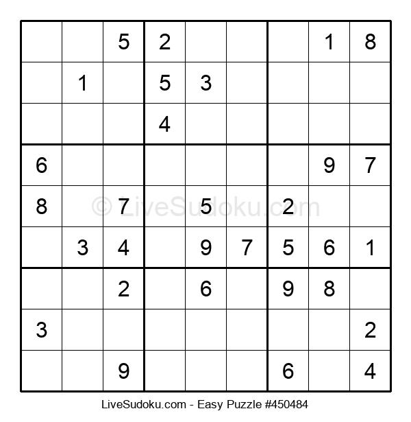 Beginners Puzzle #450484