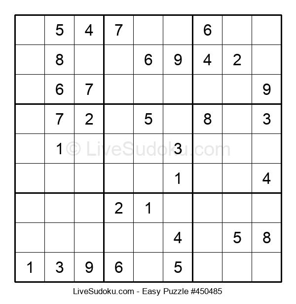 Beginners Puzzle #450485