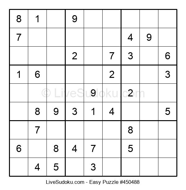 Beginners Puzzle #450488
