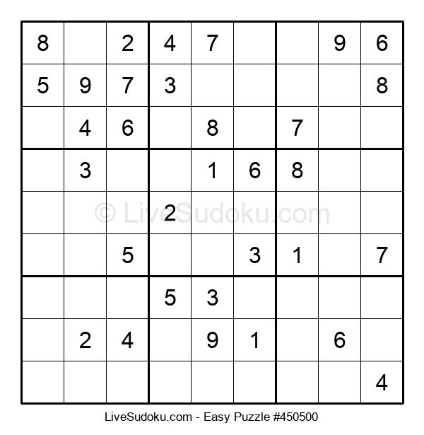 Beginners Puzzle #450500