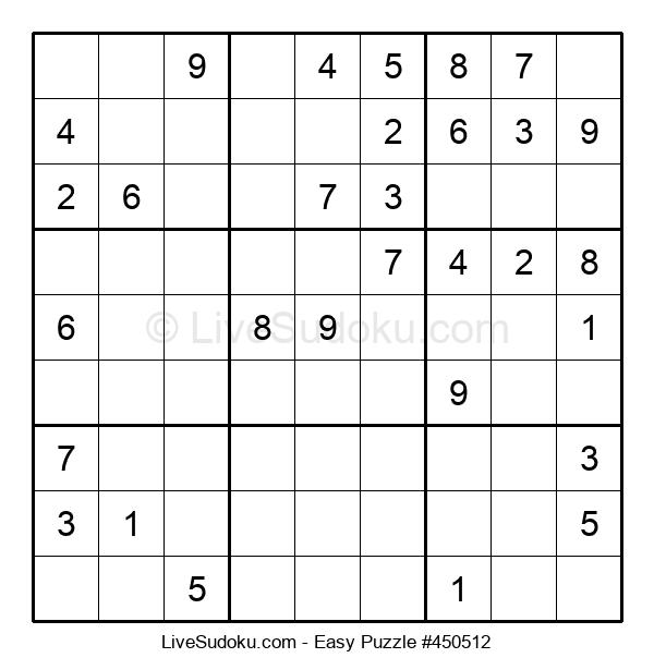 Beginners Puzzle #450512