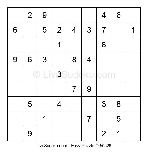 Beginners Puzzle #450526