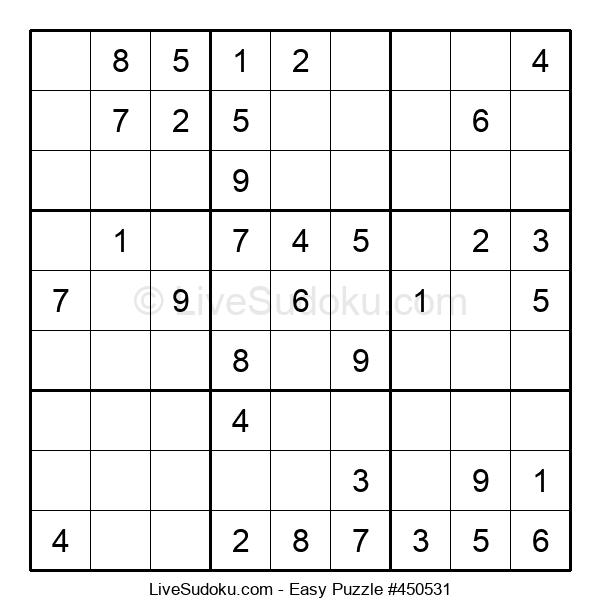 Beginners Puzzle #450531